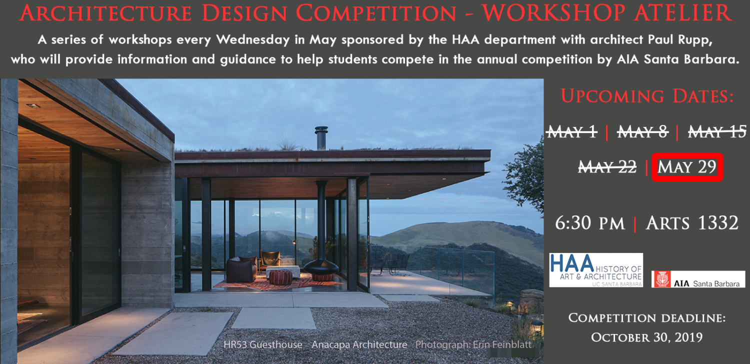 Architecture Design Competition Workshops
