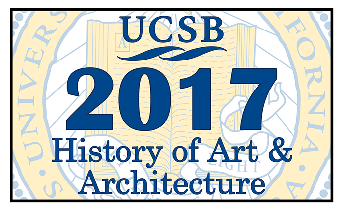 UCSB History of Art & Architecture 2017 Department Graduation Ceremony