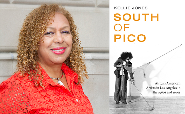 "Lecture: Kellie Jones, ""South of Pico: African American Artists in Los Angeles in the '60s and '70s,"" Art, Design & Architecture Museum, UCSB"