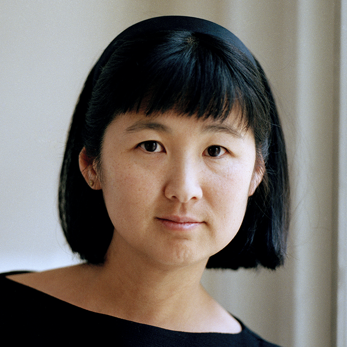 Maya Lin (photo by Walter Smith)