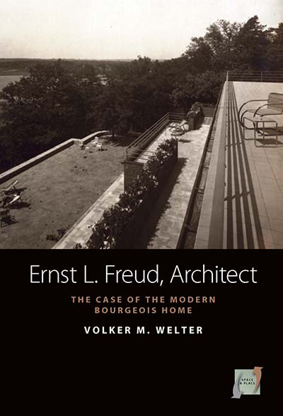 Volker M. Welter. Ernst L. Freud, Architect: The Case of the Modern Bourgeois Home. New York: Berghahn Books, 2011.