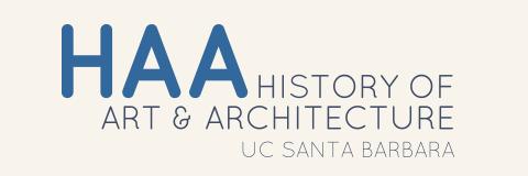 History of Art and Architecture  - UC Santa Barbara